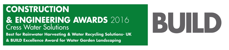 Build Awards 2016 - Cress Water Solutions