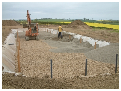 3 Stage Reed-bed Case Study - by Cress Water Solutions