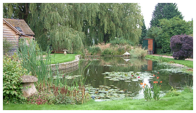 Reed-bed drawings and designs by Cress Water Solutions